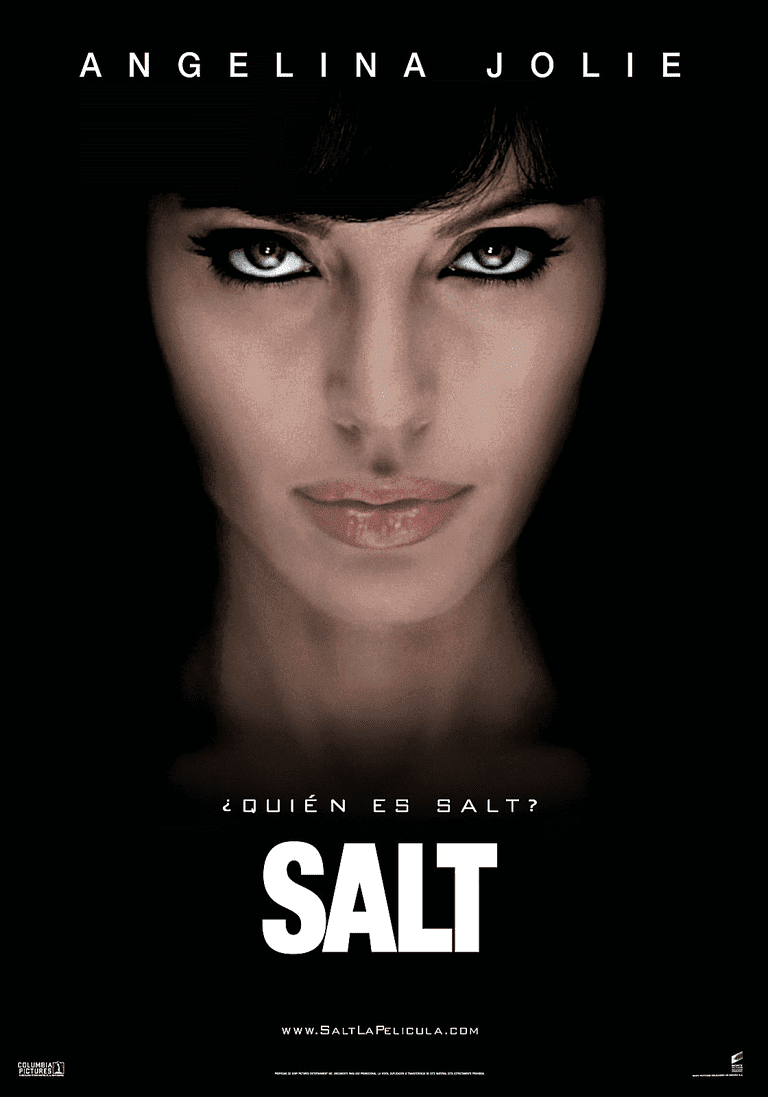 Salt (2010) ταινιες online seires oipeirates greek subs