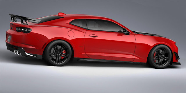 Chevy-Camaro-ZL1-1LE-red-wheels-and-brake-calipers