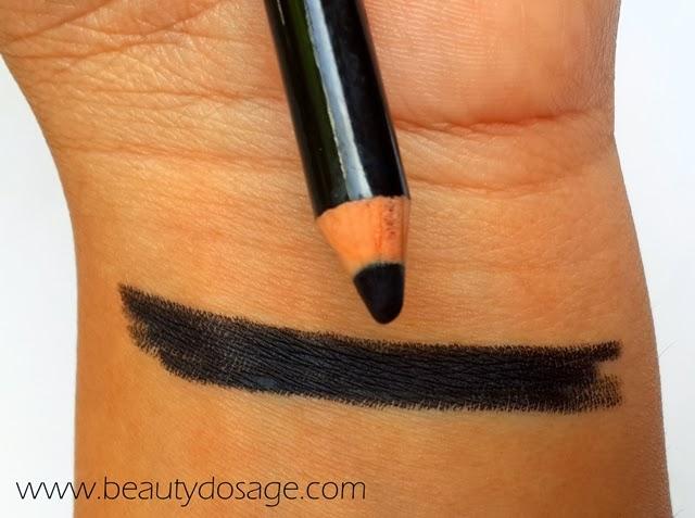 b36508babb3 Rimmel London Soft Kajal Eye liner pencil in 061 Jet Black Review ...