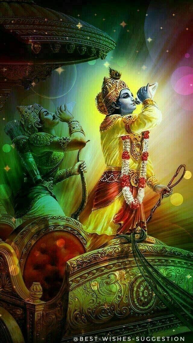 krishna-arjuna-wallpaper