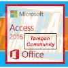 Mengenal Fungsi Dan Pengertian Icon Tab Create Microsot Accses