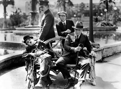 """Праздный класс"" (The Idle Class) (1921) 1"