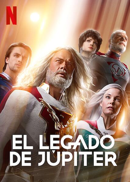 Jupiter's Legacy (2021) Primera Temporada NF WEB-DL 1080p Latino