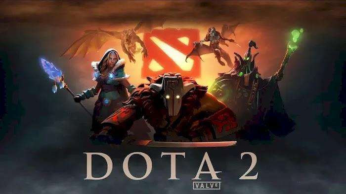 Popular PC MOBA Games Dota 2