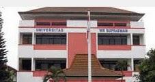 Info Pendaftaran Mahasiswa Baru ( UNIPRA ) Universitas WR Supratman Surabaya 2017-2018