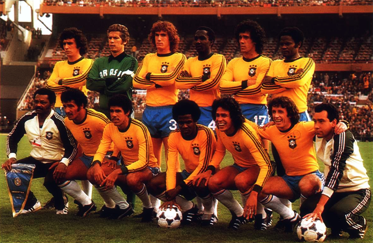 The vintage football club bresil 1978 - Resultat coupe d europe de foot ...
