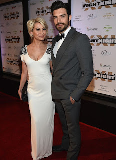 Picture of Peter Porte with Chelsea Kane