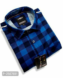 Look Smart In These Cotton Checkered Shirts