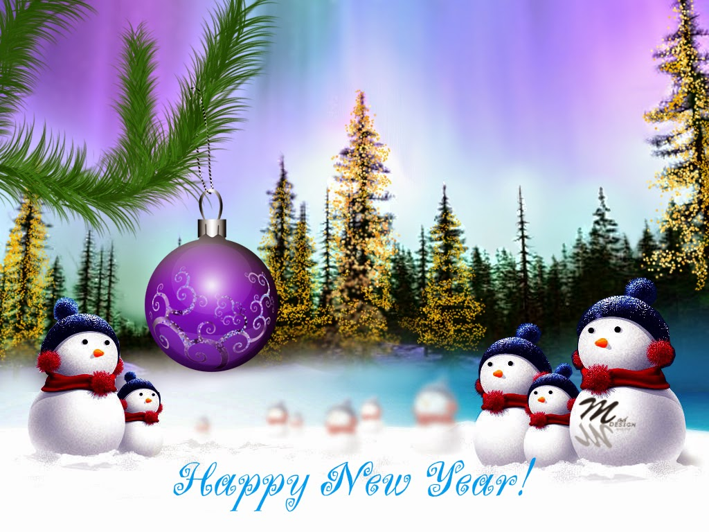 Merry Christmas and Happy New Year 2015 Wishes and ...