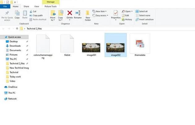 كيفية ضغط الصور وتصغير حجمها بإستخدام ميكروسوفت وورد