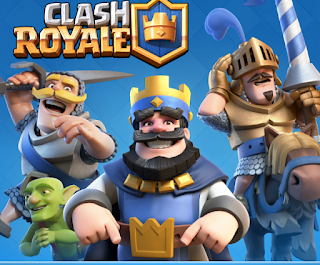 Game booming clash royale 2016