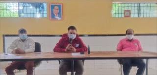 कोविड-19 की निगरानी को लेकर एडीएम ने किया बैठक    #NayaSaberaNetwork