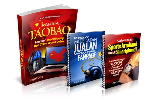 Review Ebook Rahsia Taobao