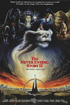 The NeverEnding Story II: The Next Chapter Poster