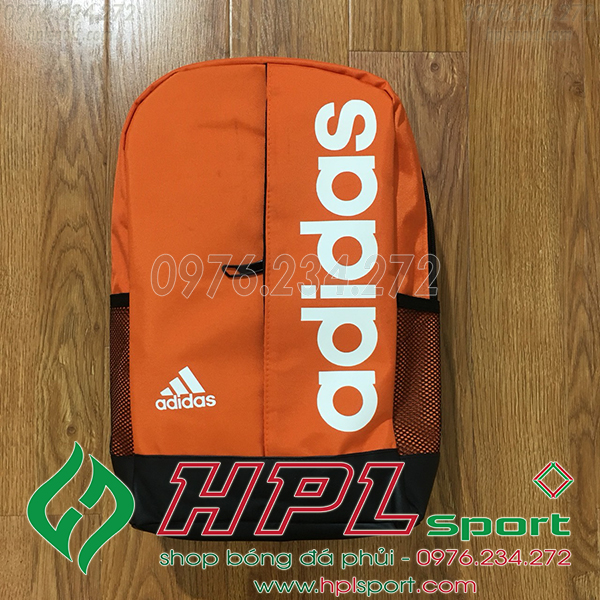 Balo Bóng Đá Đẹp Adidas - 03 Màu Cam