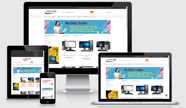 Theme banhangchatluong.net  là mẫu template theo Shop bán hàng Online khá đẹp , tối ưu về tốc độ load và khá chuẩn SEO