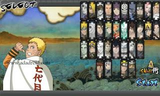 Naruto Senki Road To Ninja 1 Apk Mod