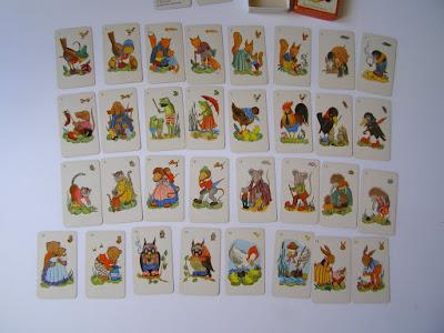 cartes à jouer ancien