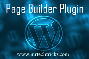 List of free page builder plugin wordpress