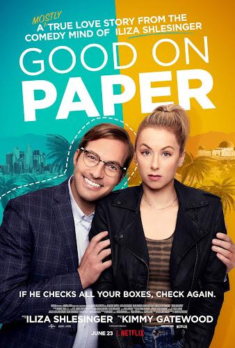 Good on Paper (Web-DL 720p Dual Latino / Ingles) (2021)