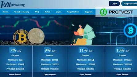 🥇1MLconsulting.com: обзор и отзывы [Кэшбэк 5% + Страховка 1000$]