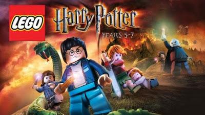 LEGO Harry Potter: Years 5-7 (PC) 7GB (Ingles-Español) Mega (Rar)