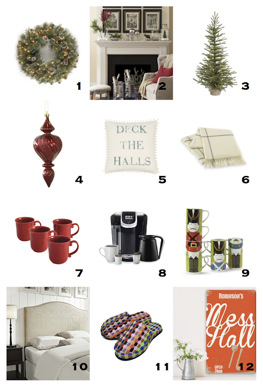 Holiday Entertaining and a $500 Wayfair Giftcard Giveaway!