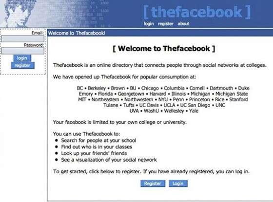 كيف تغير موقع فيسبوك خلال 16 عاماً؟
