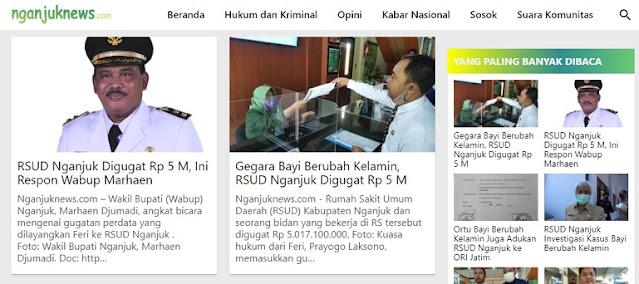 nganjuknews.com berita nganjuk hari ini