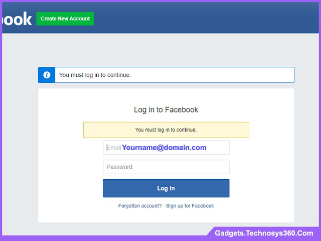 How to Permanently Delete Facebook Account Step by Step with Picture