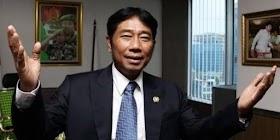 Banjir DKI Sehari Surut, Haji Lulung: Ini Beda Dari Tahun-tahun Lalu, Pak Anies Ditolong Allah