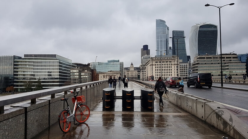 Atak na London Bridge