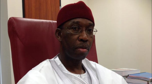 Governor Okowa of Delta State reportedly slumps on duty
