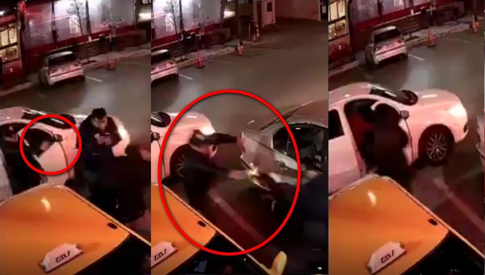 Difunden video donde sicario ejecuta a quemarropa y remata a dos ex-policías en San Pedro, Nuevo León