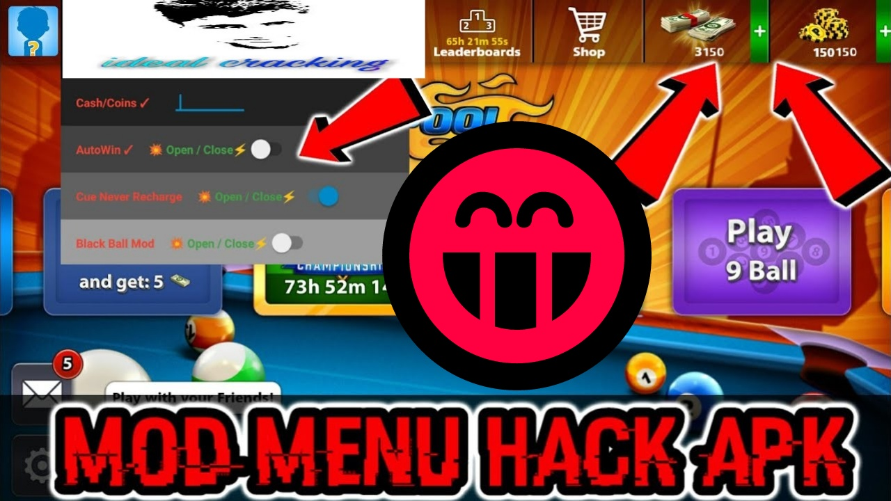 hack 2018 8 ball pool