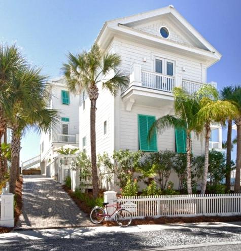 Carillon beach house rental