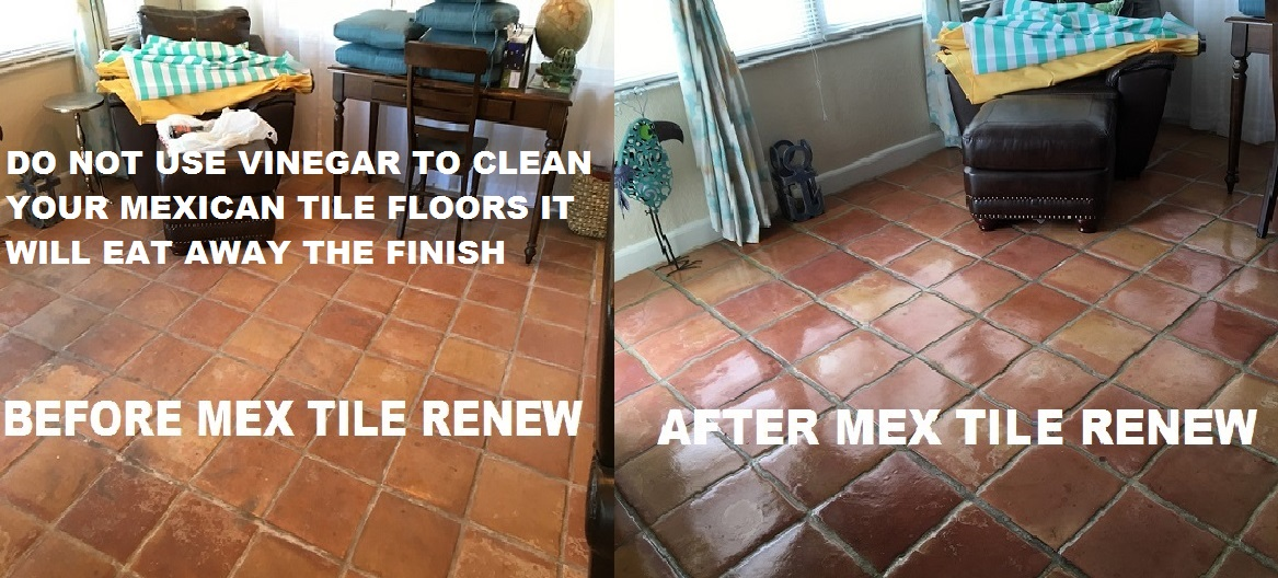 Mexican Tile Renew Sarasota Fl Cleaning And Sealing