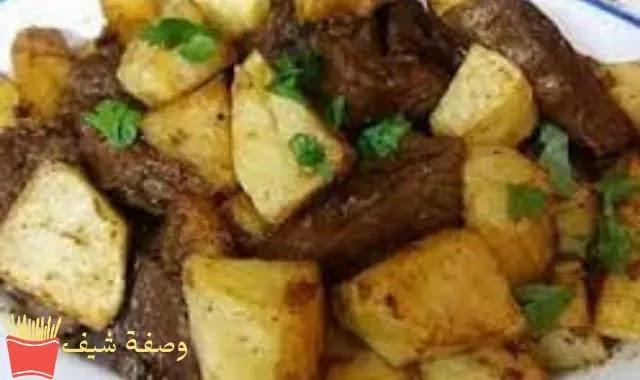 طريقة عمل كباب الحلة باللحمة الضاني / أفضل 3 طرق لعمل لحمة كباب حلة بطعم شهي ولذيذ