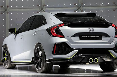Honda Civic Turbo 2019