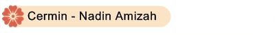 Cermin - Nadin Amizah