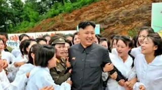What is Kim Jong secret harem for which schoolgirls are raised