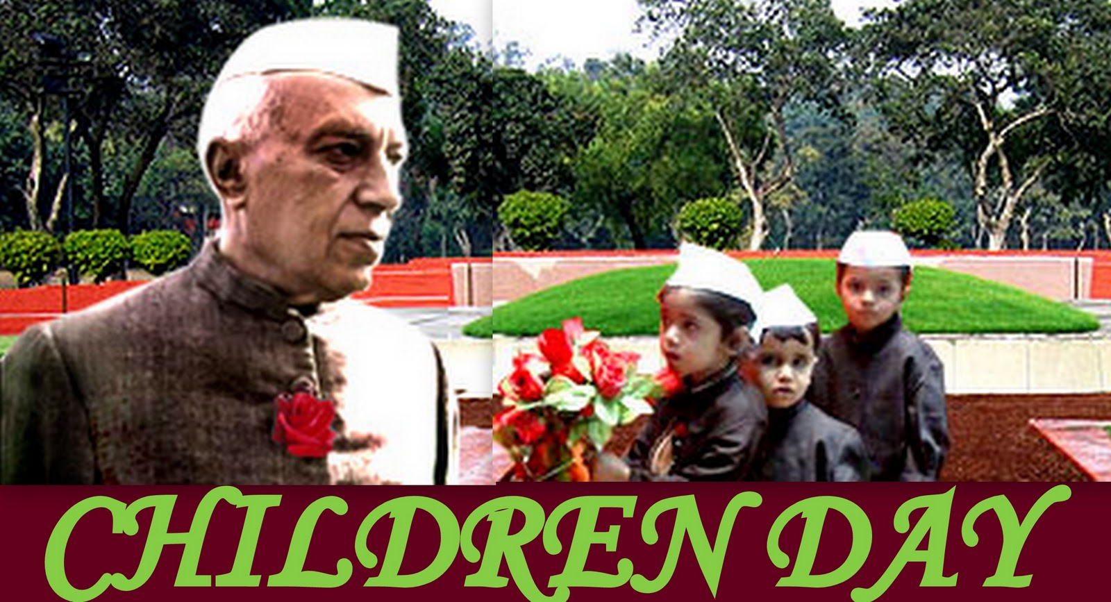 2018 Jawaharlal Nehru Jayanti Day - Birth Anniversary of Pt. Nehru