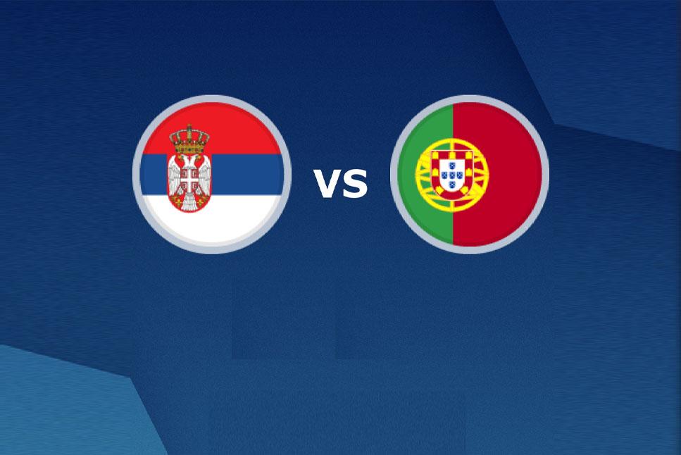 بث مباشر مباراة البرتغال وصربيا