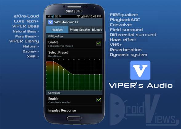 تحميل viper 4 android
