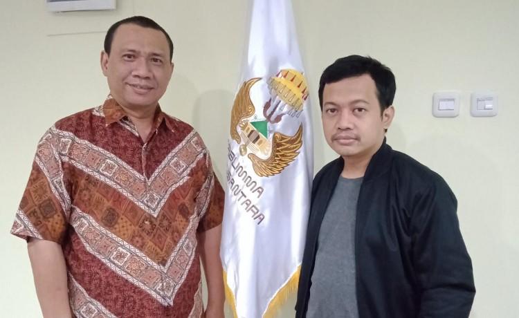 Dadung Heri Setyo : KUP Suta Nusantara Gagas Terbentuknya Perbumma Adat Nusantara