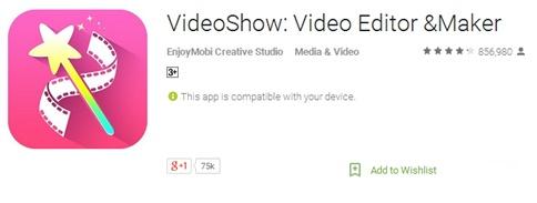 Cara Menambahkan dan Memasukkan Teks Kedalam Video Android