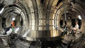 Iniciaron la construcción del elemento principal del futuro reactor: El Tokamak