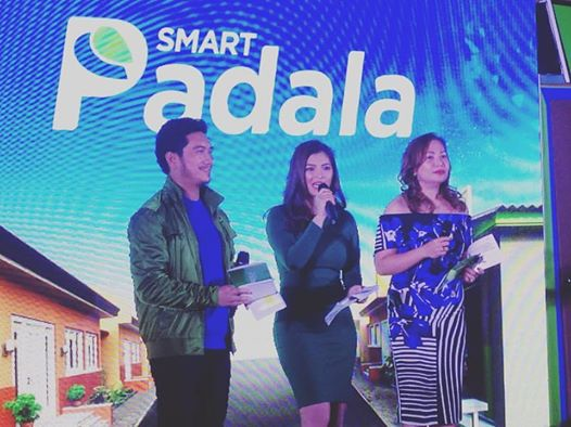 Angel Locsin The New Face of Smart Padala