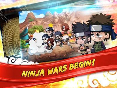 Ninja Heroes Mod Apk free