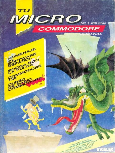 Tu Micro Commodore #01 (01)